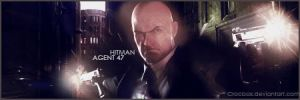 Hitman- Agent 47 Signature by Crocbox