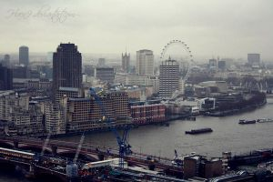 The City of London by Haen9