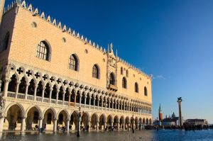 Venice, Doge's palace, San Marco square by roman-gp
