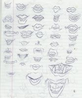 42 mouths by Brady-Kj