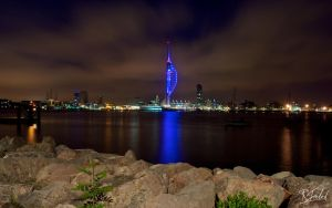 Spinnaker Tower 2 by richardsim7