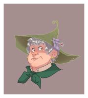 Professor Sprout by Iulie-O