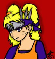Naruto as a Girl by SmileWhenDead