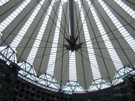 Berlin dome - sony centre by 101gleek101