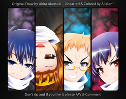 Medaka Box Colorize by Allalon2