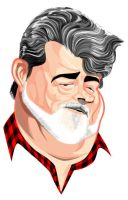 George Lucas by kgreene