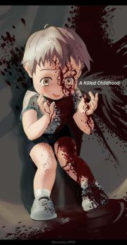 a killed childhood by MercuriusB