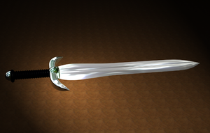 The Sword Of Ramma by ihopenoonehasthisone