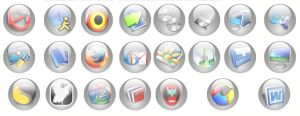 Orb Icons by meanttolive2123