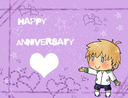 Happy Anniversary Nan and Pop by Numbuh-9