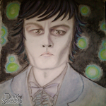 Barnabas Collins 1972 by PsychedelicSurfRock