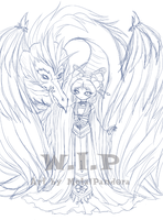 WIP: Guardians by MetalPandora