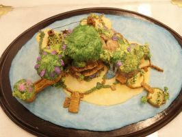 Destiny Island model - view 2 by ShiningamiMaxwell