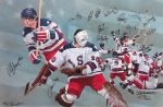 Miracle on Ice by MarkosTheGreat