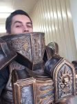 Warhammer 40000 Inquisitor cosplay [WIP] Teaser by my99reality