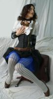Steampunk Stock 5 by M31-Andromeda