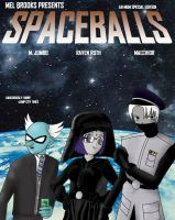 Look Out. It's the Spaceballs by OceanSama