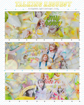 [SHARE PSD] T.R part 1 by Risahhh