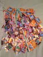 Candy Mountain by fourteenthstar