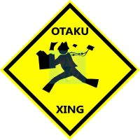 Otaku Crossing by bluecrysto