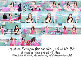 Share Stock Seohyun Mr Mr and Render Seohyun Mr Mr by Rio-taeyeon