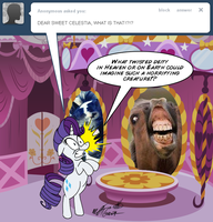 Questions for Equestrians 18 by FractiousLemon