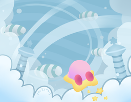 Bubbly Clouds by Torkirby