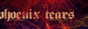 Phoenix Tears Banner Full by singularitycomplex