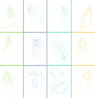 blind zodiac /WIP/ by Ithilloth