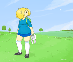 Fionna by YellowHellion