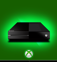 Xbox One Illustration by iBrushART