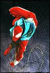 Scarlet Spider by BenComics