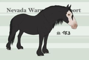 Nevada Warmblood 153 by BRls-love-is-MY-Live