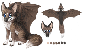 [CLOSED] Vulptera #1 Auction- Paypal or Points! by Starrypoke