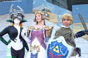 Otakon 2014 - Twilight Princess(PS) 40 by VideoGameStupid