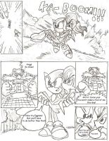 Tale of two sonics pg 18 by Jeffanime