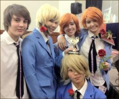Ouran High School Host Club by Betwixt779
