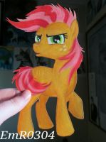 Babs Seed Paper Child by EmR0304