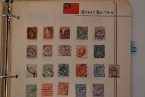 Stamps From The 1930s  to 45 (2) by Jaws1996