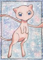 Mew by EmotionGirly