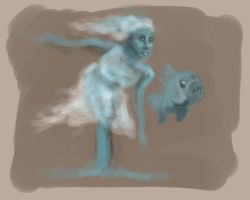Ghost Concept by ChineseWarri0r