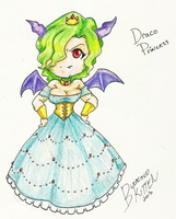 Draco Princess by BleachedKitten