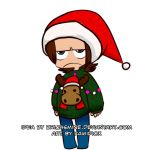 Happy X-moose by KamiDiox