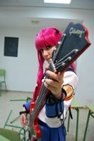 Yui - Angel beats cosplay by XiXiXion
