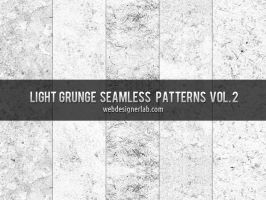 Light Grunge Seamless Patterns Vol. 2 by xara24