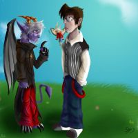 Something I can give you by SandraMJ