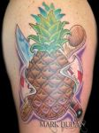 PINEAPPLE by amduhan