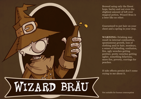 PE: Wizard Brau by CyrilTheWizard