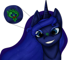 Request: Luna's Little Friend by Mossie55