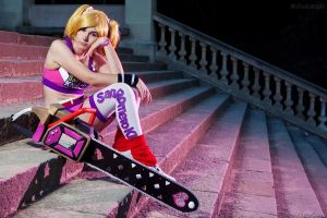 Juliet Starling. [03] ~ I'm bored...jum. by HiniTsuburagi